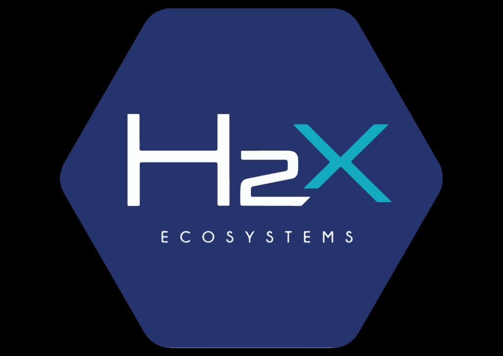 Logo H2X